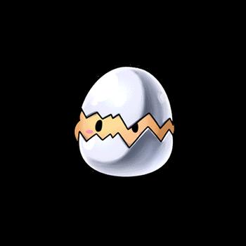 Gear-Silver Egg Render