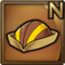 Gear-Leather Hat Icon