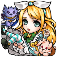 Gear-Alice SD Icon (Three Kingdoms Smash!)