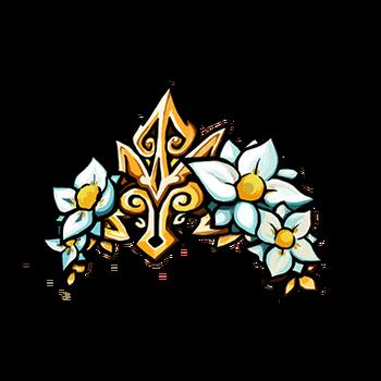 Gear-Fairy Queen's Circlet Render