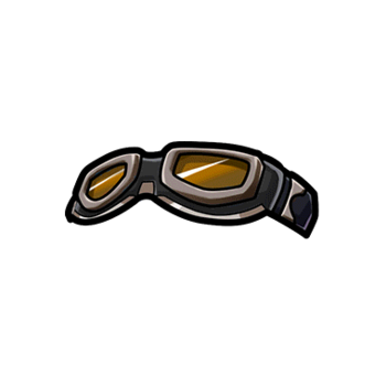 Gear-Classic Goggles Render
