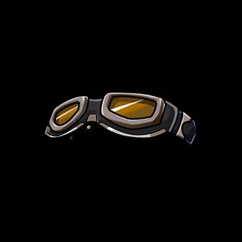 Gear-Classic Goggles Render