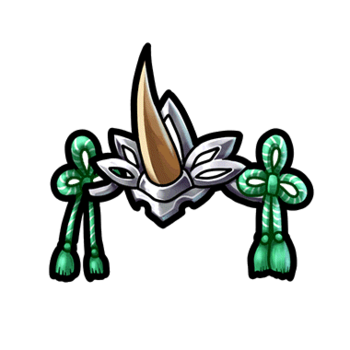 Gear-Ninurta's Headdress Render
