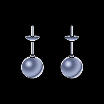 Gear-Premiere Earrings Render
