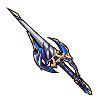 Gear-Drake Chosen Spear Render