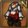 Gear-Seafarer Clothes (F) Icon