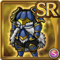Gear-Blue Esteemed Samurai Icon