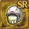 Gear-Football Helmet (Chirp) Icon