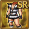 Gear-Sassy Prison Suit Icon