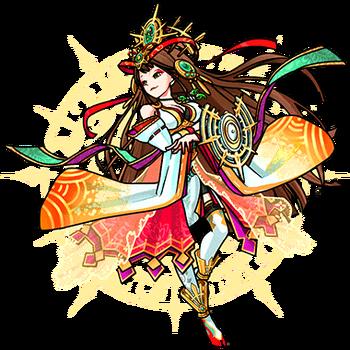 Gear-Sun God, Amaterasu Render