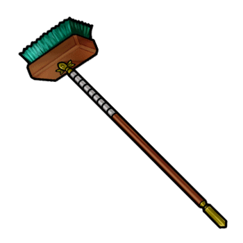 Gear-Supreme Cleaning Brush Render