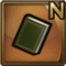 Gear-Thick Notebook Icon