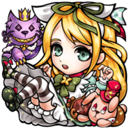 Gear-Wonderful Alice SD Icon (Three Kingdoms Smash!)