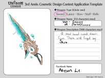 Cosmetic Design Contest-SSR - Concord UR - -SKSO- Concord Entry