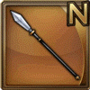 Gear-Straight Spear Icon
