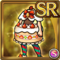Gear-Xmas Cake Dress Icon