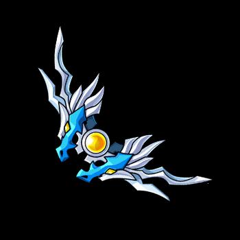 Gear-Azure Bow Render