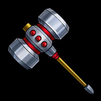 Gear-Mighty Mallet Render