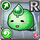 Gear-Green Passa Icon