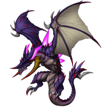 Gear-Metus, Evil Drakelord Render