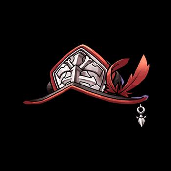 Gear-Cherufe Hat Render
