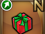 Small Red Present (Gear)