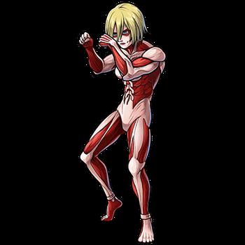 Gear-女型の巨人 Render