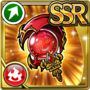Gear-Crimson Spirit Orb Icon