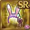 Gear-Rabbit Ear Egg Headband Icon