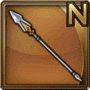 Gear-Short Spear Icon