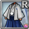 Gear-White New Year's Hakama Icon