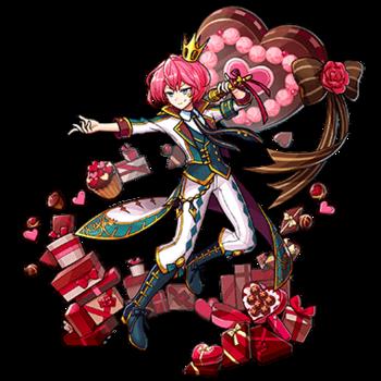 Gear--Academy Idol- Yuno! Render