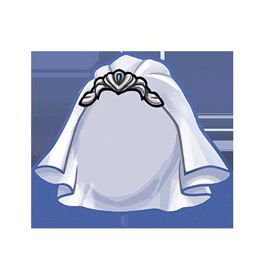 image gear white wedding veil render png unison league wikia rh unisonleague wikia com Wedding Clip Art Wedding Clip Art