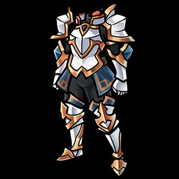 Gear-Apostle Armor Render