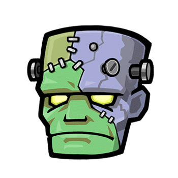 Gear-Frankenstein Head Render
