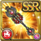 Gear-Magma Dragon Staff Icon