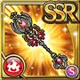 Gear-Magma Dragon Staff Icon