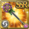 Gear-Cherry Blossom Staff Icon