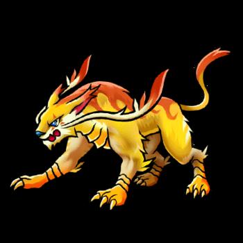 Gear-Brave Puma Render