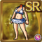 Gear-Frilly White Bikini Icon