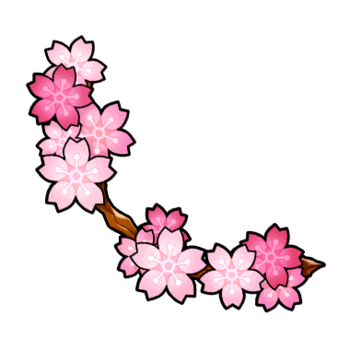 Gear-Blooming Hanami Bow Render