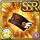 Gear-Retro Silk Hat Icon