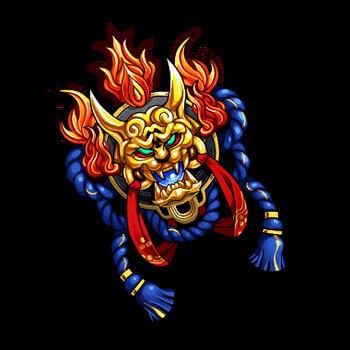 Gear-Dazzling Devil Star Render