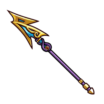 Gear-Lightning Lance Render