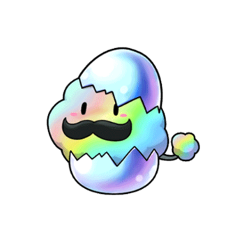 Gear-Premium Egg Render