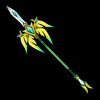 Gear-Storm Lance Render