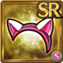 Gear-Cat Ear Headband Icon
