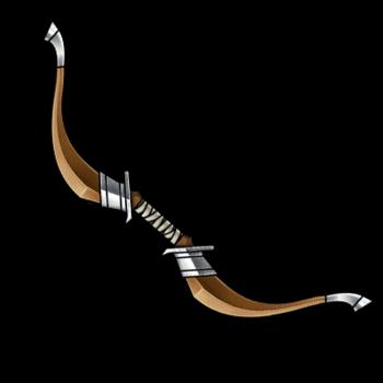 Gear-Hunter's Bow Render