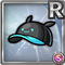 Gear-Black Limimin Cap Icon