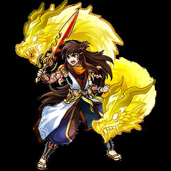 Takeru yamato gear unison league wikia fandom - Yamato render ...